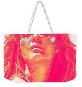 Sun Kissed Pearlesqued Weekender Tote Bag