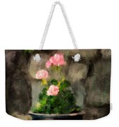 Sun Kissed Pinks Weekender Tote Bag