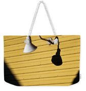 Sun Lamp Weekender Tote Bag by Dave Bowman