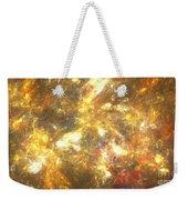 Sun Marble Weekender Tote Bag