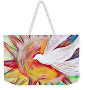 Healing Wings Weekender Tote Bag