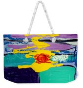 Sun On Sea Weekender Tote Bag