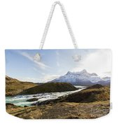 Sun On The River Weekender Tote Bag