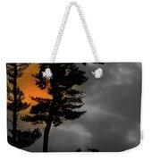 Sun Over Spring Ridge Weekender Tote Bag