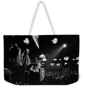 Sun Ra Arkestra At The Red Garter 1970 Nyc 12 Weekender Tote Bag