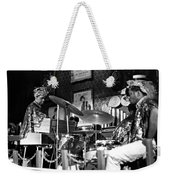 Sun Ra Arkestra At The Red Garter 1970 Nyc 9 Weekender Tote Bag