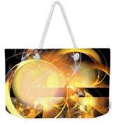 Sun Rings Spiral Weekender Tote Bag