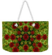 Sun Roses In The Deep Dark Forest With Fantasy And Flair Weekender Tote Bag