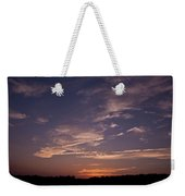 Sun Sets For The Day Weekender Tote Bag