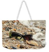 Sun Shades And Sea Shells Weekender Tote Bag