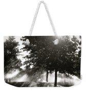 Sun Showers Weekender Tote Bag