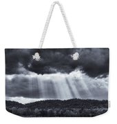 Sun Sines Through Weekender Tote Bag