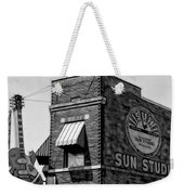 Sun Studio Collection Weekender Tote Bag