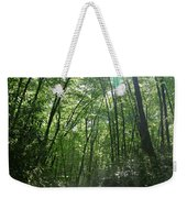 Sun Through The Trees Weekender Tote Bag