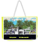 Sun Trap Section Weekender Tote Bag
