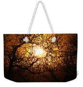Sun Tree Weekender Tote Bag