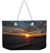 Sun Up Weekender Tote Bag