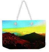 Sun Valley Weekender Tote Bag