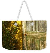 Sun Warmed And Weathered Weekender Tote Bag