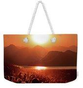 Sun Worshipers Weekender Tote Bag