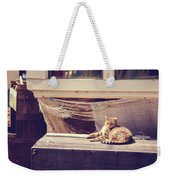 Sunbather Weekender Tote Bag