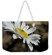 Sunbathing On A Daisy Weekender Tote Bag