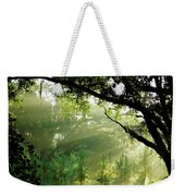 Sunbeams In The Forest Weekender Tote Bag