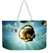 Sunburst Jelly Weekender Tote Bag
