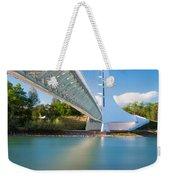 Sundial Bridge 1 Weekender Tote Bag