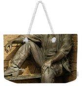 Sundance Kid Statue 5 Weekender Tote Bag