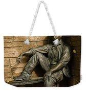 Sundance Kid Statue Weekender Tote Bag
