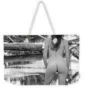 Sunday Afternoon By The River Weekender Tote Bag