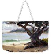 Sunday Afternoon Carmel Beach Weekender Tote Bag
