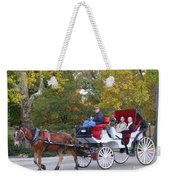 Sunday Afternoon In Central Park Weekender Tote Bag