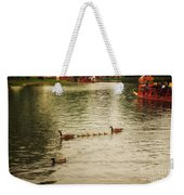 Sunday Afternoon In The Commons Weekender Tote Bag