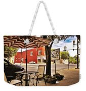 Sunday Brunch At Cafe35 Weekender Tote Bag