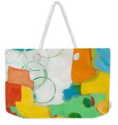 Sunday Day Bubbles Weekender Tote Bag