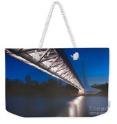 Sundial Bridge 4 Weekender Tote Bag