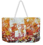 Sundown Abstraction 2 Weekender Tote Bag