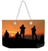 Sundown Weekender Tote Bag