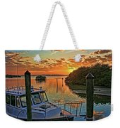 Sundown By H H Photography Of Florida Weekender Tote Bag