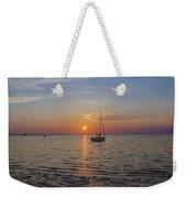 Sundown In The Tropics Weekender Tote Bag
