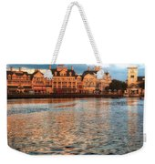 Sundown On The Boardwalk Walt Disney World Weekender Tote Bag
