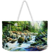 Sunfish Creek Weekender Tote Bag