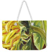 Sunflower - Over Easy Weekender Tote Bag