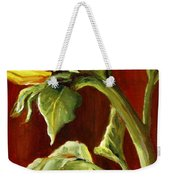 Sunflower - Sunny Side Up Weekender Tote Bag