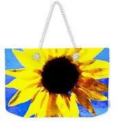 Sunflower 12 Weekender Tote Bag