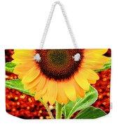 Sunflower 2 Weekender Tote Bag