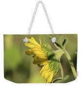 Sunflower 2016-1 Weekender Tote Bag