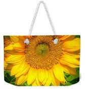 Sunflower 7 Weekender Tote Bag